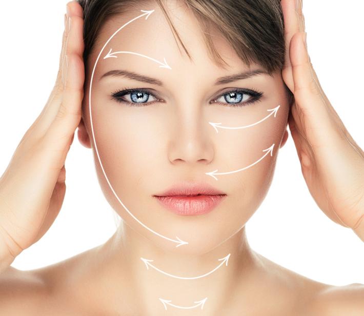 Chirurgie visage: Les soins de la peau au centre d'intérêts